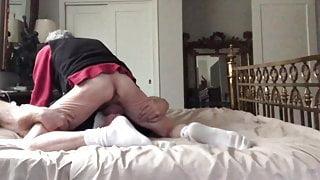 2 GrandDaddies Love Sucking Cock