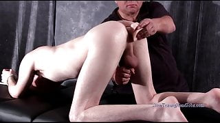 Dildo Fucked And Milked