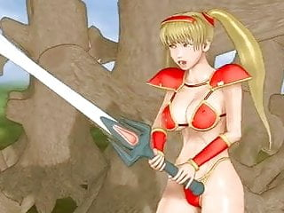 Fist of a warrior - Female warrior yukos adventure