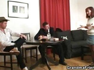 Vidieos of wife playing strip poker Granny loses in strip poker