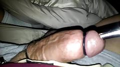 Tightly bound urethral stuffing