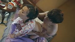 korean hot sister having affair