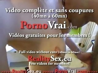 Mature amater sex video - Cette fille total nympho a plusieurs orgasmes french amat