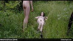 Celebridades adolescentes desnudas y escenas de películas de sexo