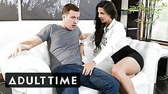 Sexy Stepmom Alexa Tomas Takes Big Dick Like a Professional