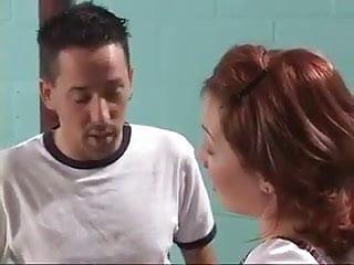 Sexy teacher teaching teens to fuck Stp the teacher teaches them a good lesson