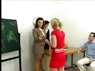Blouses sex Satin blouse fivesome