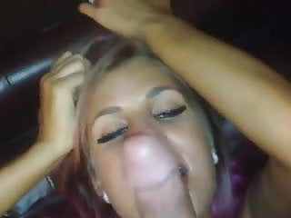 Anaimal cum swallow Vid7luna marie deepthroat and cum swallow