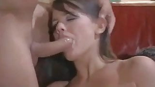 two cocks one horny lady