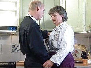 Priest fucks Swedish gilf martha karlsson fucks the priest 2 scenes