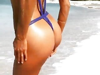 David ferguson gay Hannah ferguson twerking in thong bikini at the beach