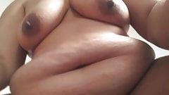 Various Clips of my wobbly thick Pussy Piss-Wife (Part II)