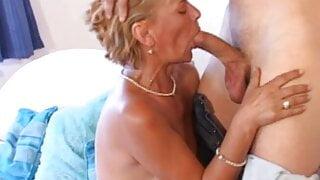 Granny vs Huge Cock!!! VOL 04