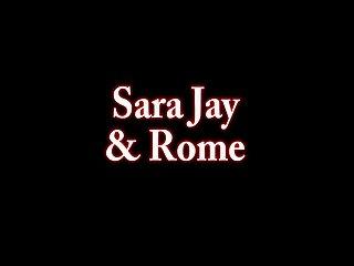 Sara jay ass fuck Big titty milf sara jay fucks bbc after husband leaves