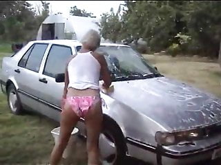Jo guest fully nude Jo guest car wash