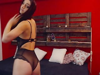 Strap on dildo lesbian free video Brunette lesbian fuck her friend using a strap-on dildo