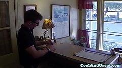 Flirty babe doggystyle banged on spycam in hotel room