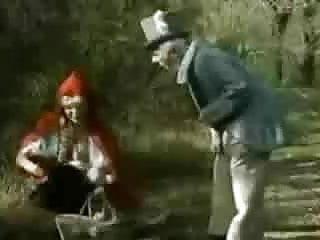 Nude rojas Rotkaeppchen - carperucita roja -2-