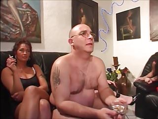 Swingers sex party showtime - Swingers sex party part 1. blindfold game