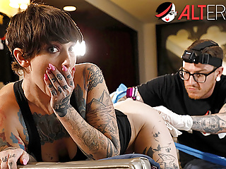 college amateur back tattoo naked sex