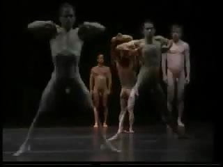Photos of black nude male models Erotic dance performance 6 - nude male ballet
