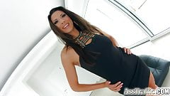 Asstraffic Alexa Tomas get fucked by a dick in the ass
