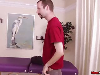 Being jerked off video - Punished for being a jerk
