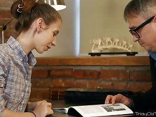 Teen living lesson plans - Tricky old teacher - nastyas plan of flirting