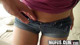 Mofos - Latina Sex Tapes - Charlyse Angel - Latina Charlyse