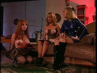 Wifes sex discipline Big tits hottie disciplines her horny slave girl