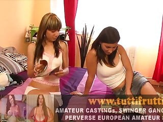 Real couple slut casting - Real euro amateur sluts on fisting casting