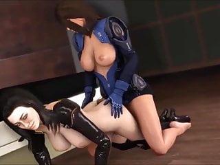 Mass effect sex scene video Mass effect futa