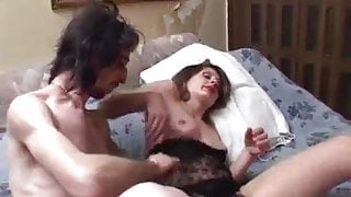 Ugly but hot bitch fucked