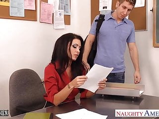 Busty sex tube Busty sex teacher jessica jaymes fuck in class
