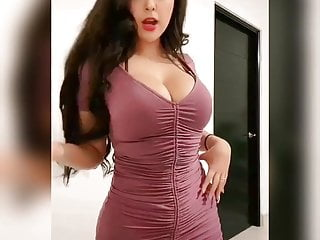 Sexy mexicans big ass Arigameplays sexy dress