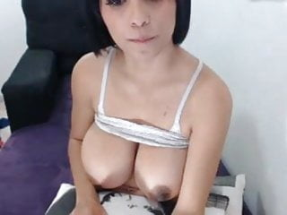 Grandpa sucking milky tits Playing with her big milky tits and nipples
