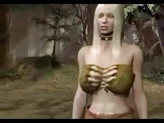 3d nude woomen 3d cartoons