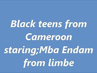 Cameroon teen - Cameroon lil slut endam