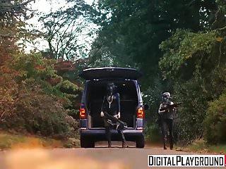 Black sex white xxx - Xxx porn video - blown away - scene 5