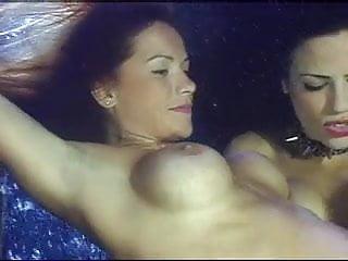 Lesbians underwater Lesbian sex underwater part 2