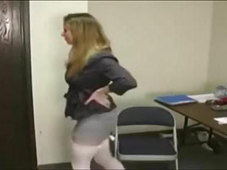 Coed lockerrom sex fights 2 Co worker cat fight