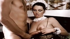 Maid takes some cock