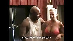 Mandingo Mama And Art Hammer
