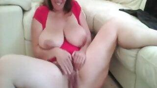 BBW Milf on Webcam