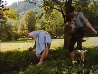 Bush vintage jeans - In the bushes
