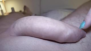 Cock challenge with Miss Lexiana