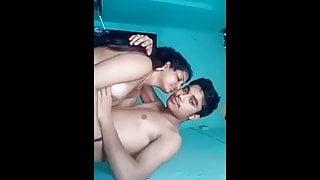 south indian beautiful mom step son romance sucking boobs
