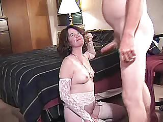 Swingers in new hampshire - Wife has hubby film her sucking new cock