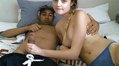 sexy teen couple