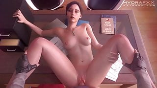 Hot 3D Porn Compilation - Some of the hottest sex scenes